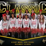 Cheerleading Competes Favorably in Metro and Region
