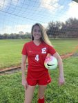 Edgewater Girls Varsity Soccer Player of the Week!