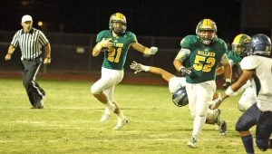 Owen Scott named Placer male athlete of the year