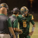 Placer High School Varsity Football falls to Nevada Union High School 16-12