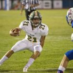 Placer High School Varsity Football falls to Reno 34-24
