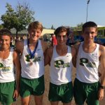 Placer High School Boys Varsity Cross Country finishes 2nd place