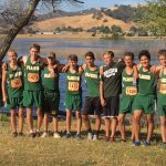 Placer High School Boys Junior Varsity Cross Country finishes 5th place
