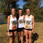 Varsity Girls XC finishes 4th at Oak Ridge Invitational