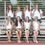 Placer High School Girls Varsity Golf beat Bear River High School 237-238
