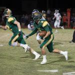 Varsity Football beat Liberty Ranch 42-21 advance to the semi-finals