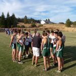 Placer Boys Varsity Cross Country finishes  2nd out of 36 schools