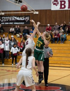 Girls Varsity Basketball vs Bear River