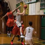 Boys Varsity Basketball beat Foothill 71-55 to improve to 22-3 overall and 7-1 in PVL
