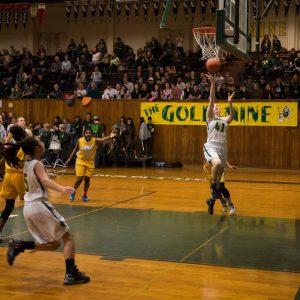 Girls Varsity Basketball vs Center