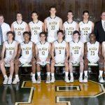 Boys Varsity Basketball beat Bear River 63-22