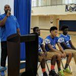 CCPS 2017 Football Media Day