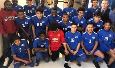 North Clayton Boys Soccer.  Getting ready for 2020!!!