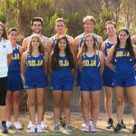 San Diego Jewish Academy Varsity Cross Country finishes 5th place