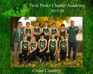 Cross Country – 2015-16