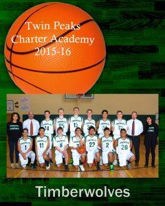 Varsity Boys Basketball – 2015-16