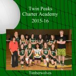 Varsity Volleyball - 2015-16
