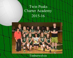 Varsity Volleyball – 2015-16