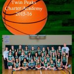 Middle School Girls Basketball - 2015-16