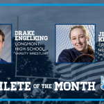And the Longmont Ford Athlete of the Month March Winners are…