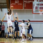 Jack DeGroot Earns State Accolades in Basketball