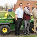 GreenMark Equipment Donates Gator