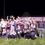 Winamac Community High School Boys Varsity Track finishes 1st place