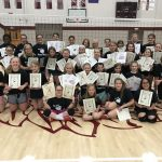 "Winamac Volleyball Camp!  ""Settin' Up the Future"""