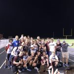 Boys Track Team Sectional Champions