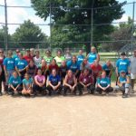 Winamac and West Central Softball Teams Attend Camp