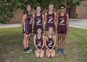 2017-18 Girls Varsity Cross Country