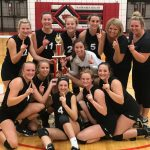Volleyball Team Wins KV Invite