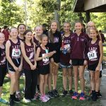 Middle School Girls Conference Champs!