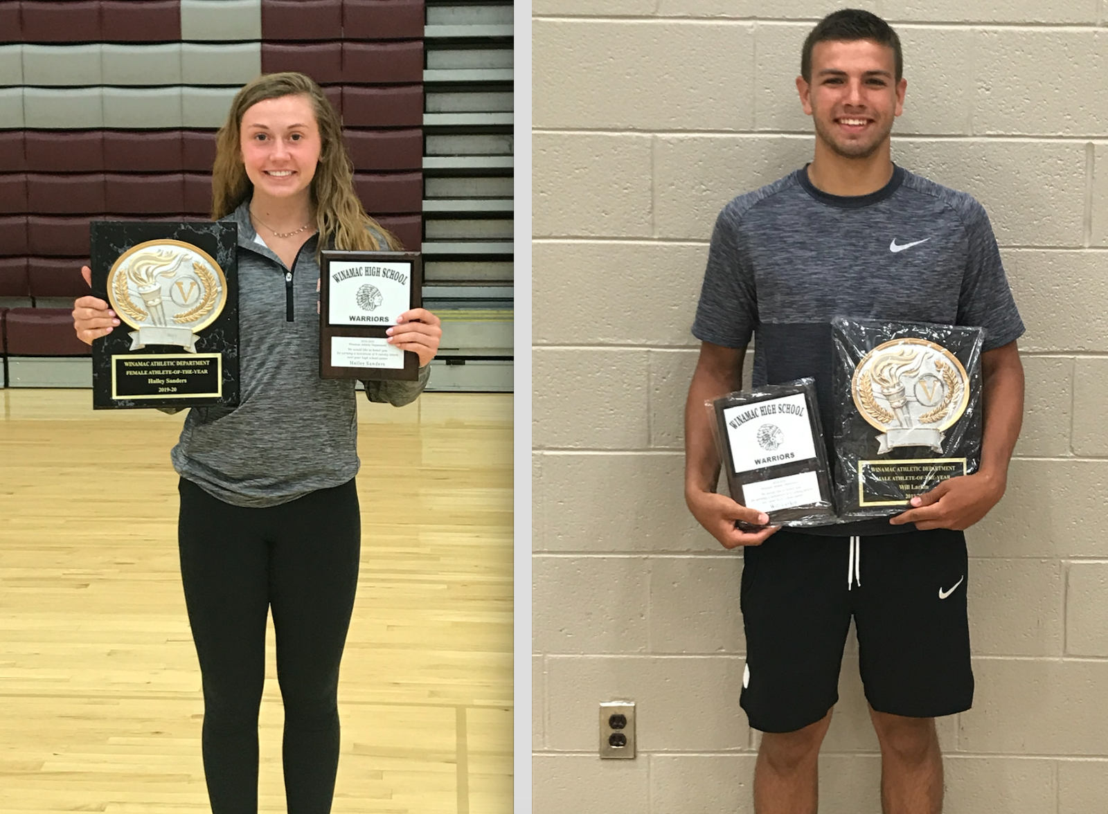 2019-20 Athlete-of-the-Year Awards