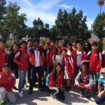 Cross Country travels for Santa Clarita Invitational