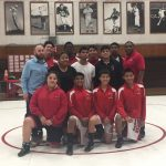 Hoover Wrestling has last home