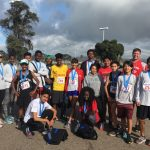 Hoover runners participate in Super Run 10K