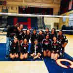 Girls Volleyball WINS! Big at Montgomery Tourney