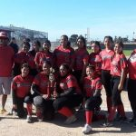 Girls Softball wins tournament over Spring Break!