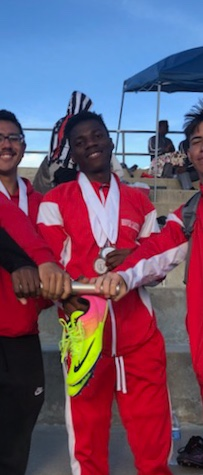 Itenda Makanda- Athlete of the Week for April 1st