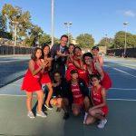 Lady Cardinals Tennis