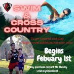 Swim & Cross Country Begin Feb 1st