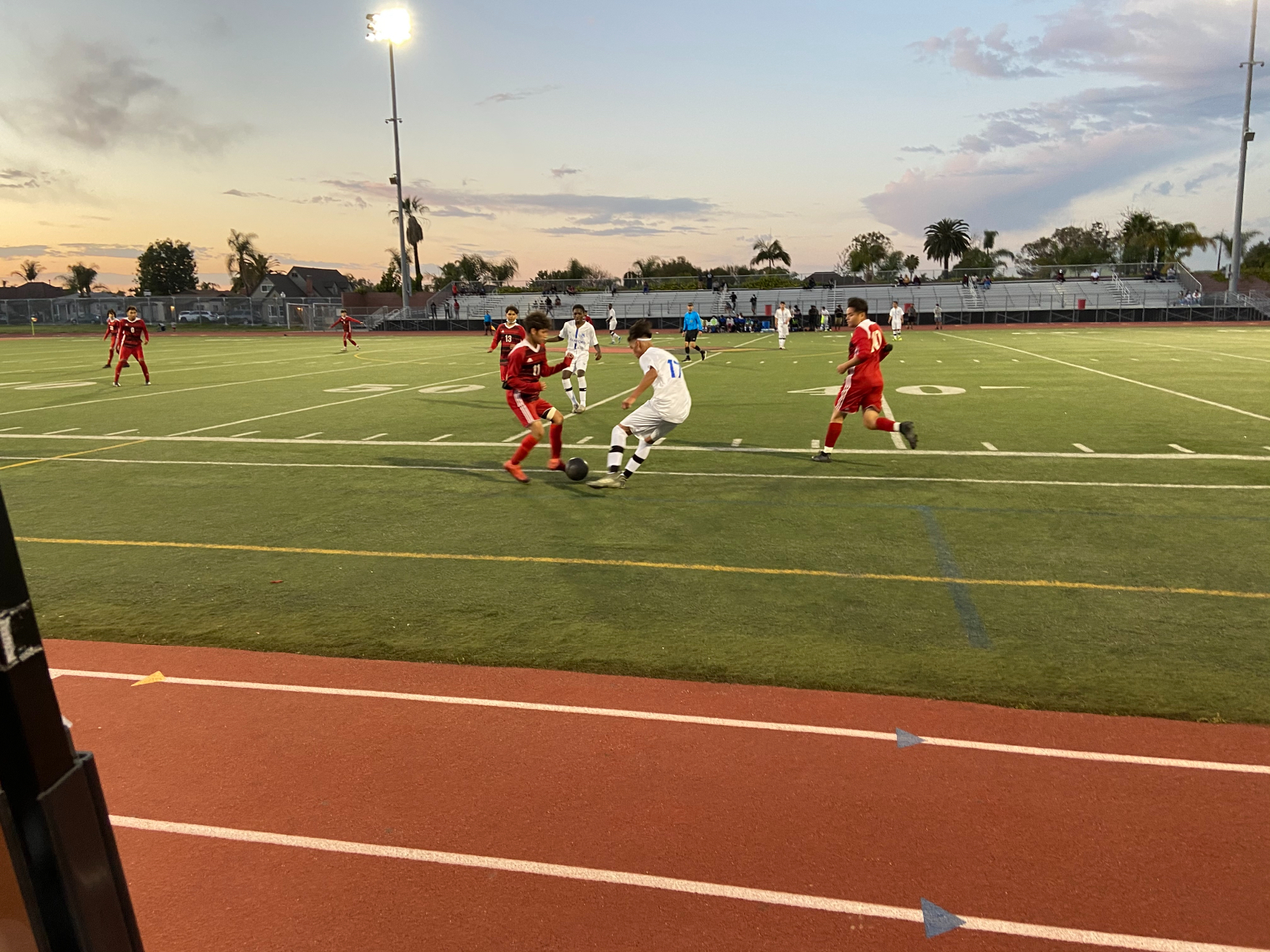 Boys Soccer defeats Crawford 2-1