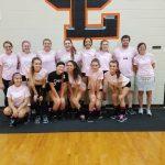 Clawson High School Girls Varsity Volleyball falls to Center Line High School 3-1