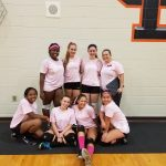 Clawson High School Girls Junior Varsity Volleyball falls to Center Line High School 2-0
