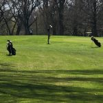 Boys Varsity Golf beats Warren Woods-Tower 235 – 237