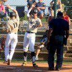 Central Magnet High School Varsity Baseball beat Chattanooga Christian School 6-1
