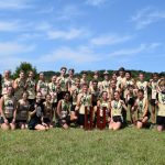 Boys and Girls HS XC Teams Sweep AF Bridges