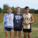 HS Cross Country Teams Fare Well over Fall Break
