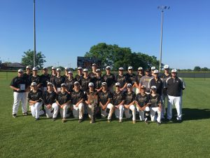Varsity Baseball District Championship 2017